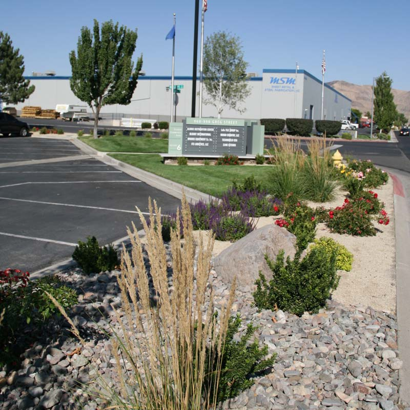 Commercial Turf Conversion & Reduction