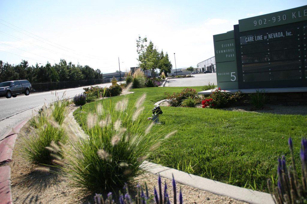 Commercial Area Maintenance