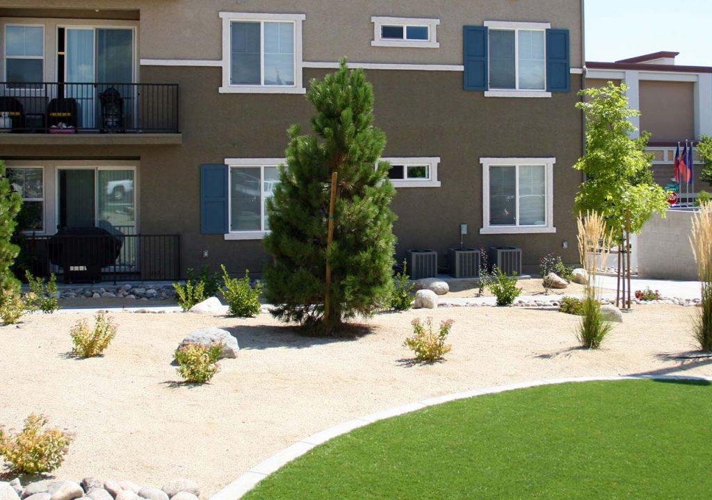 Apartment Landscape Maintenance