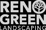 reno green landscaping logo