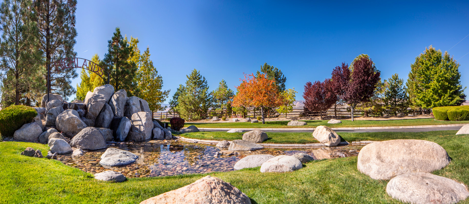 reno commercial landscape design installation and maintenance