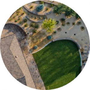 reno residential landscaping design and install