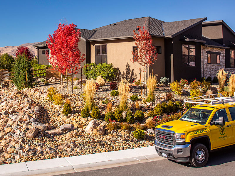 reno landscaping maintenance residential and commercial