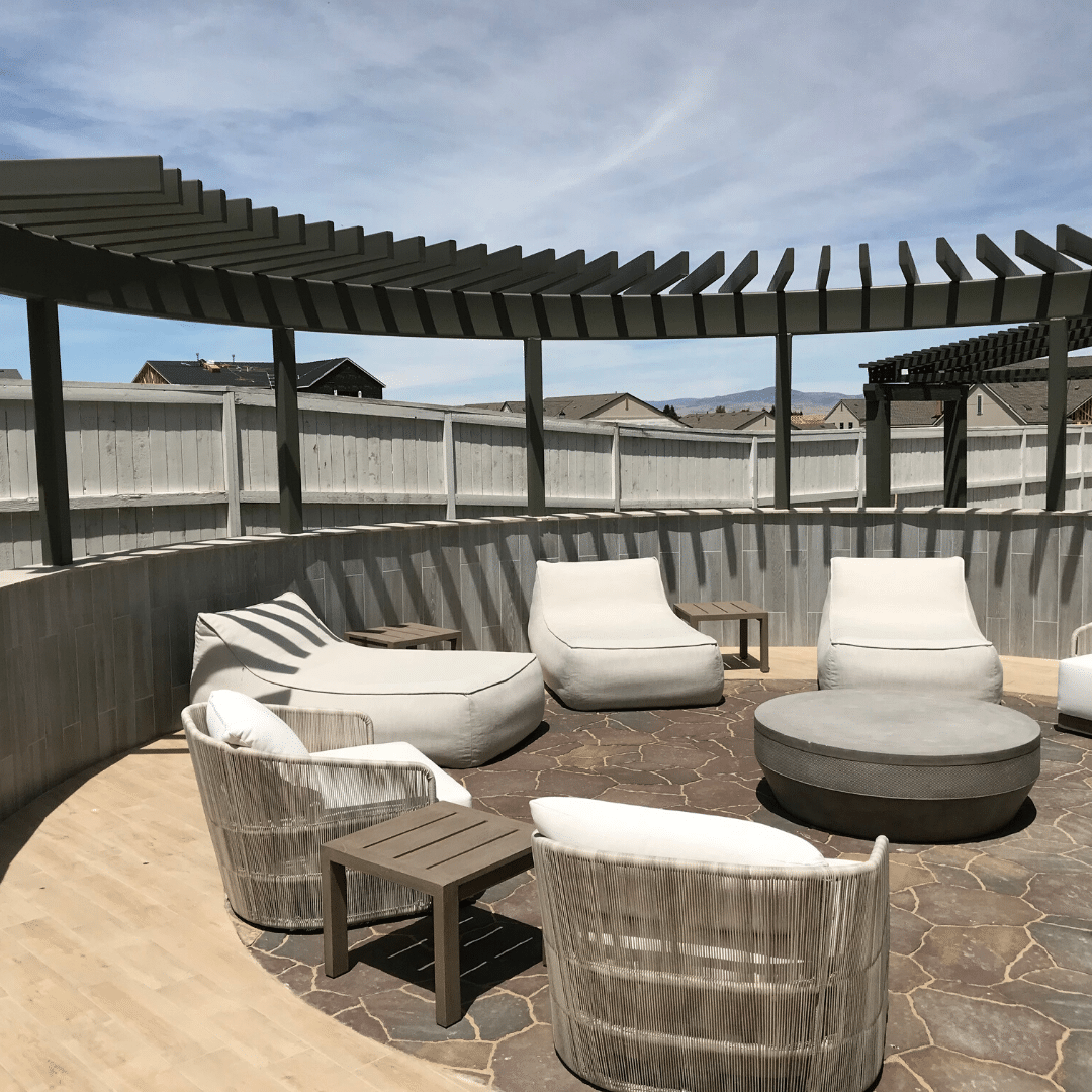paver patio outdoor living