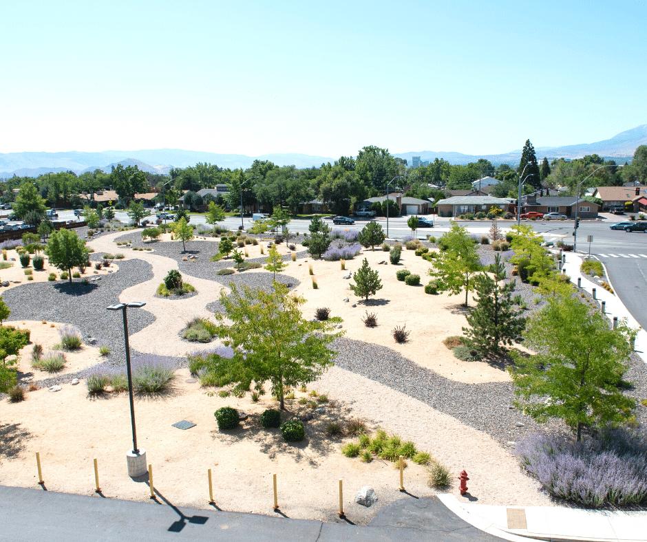 xeriscaping landscape design