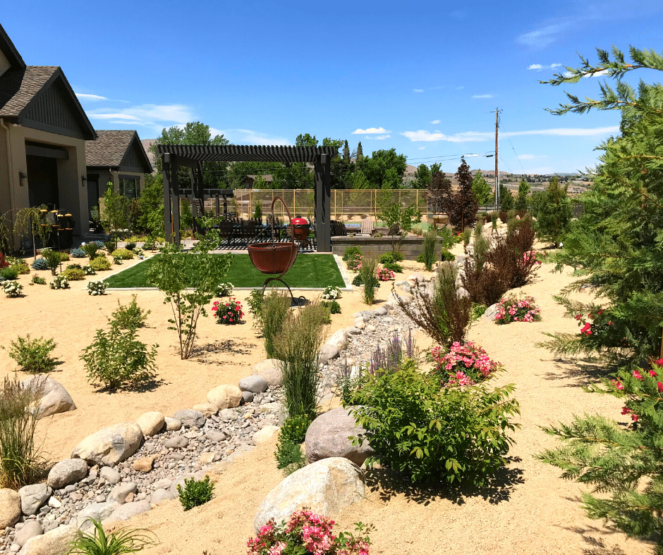xeriscaping in nevada