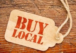 buy local support local businesses