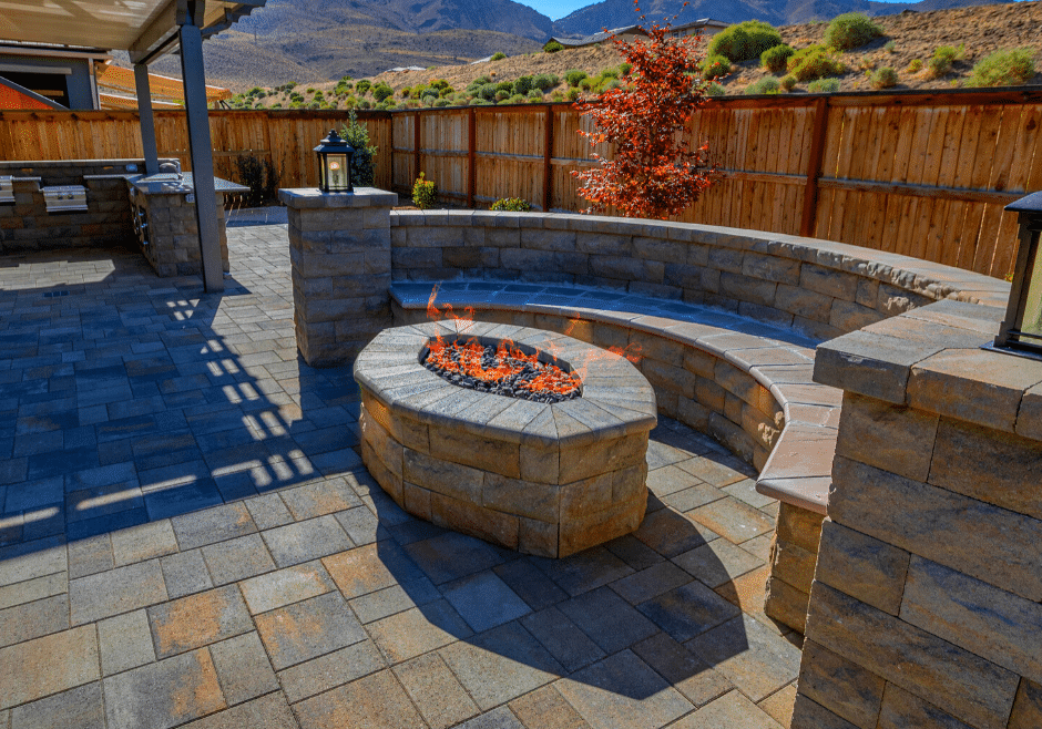 hardscaping in reno